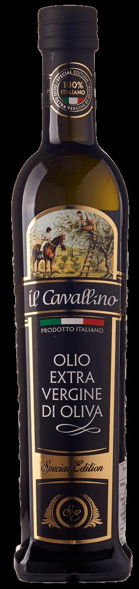 il cavallino special edition olijfolie