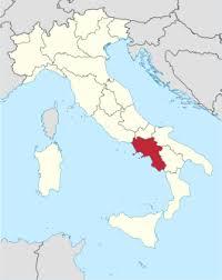 campania italie