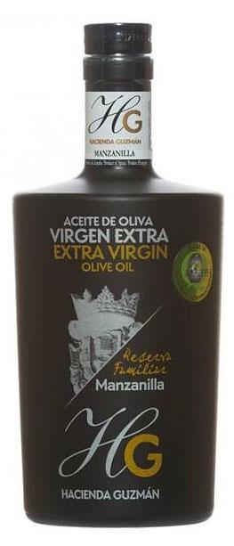 hacienda guzman reserva familiar manzanilla
